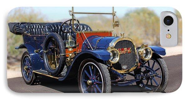 1910 Pope Hartford Model T IPhone Case by Jill Reger