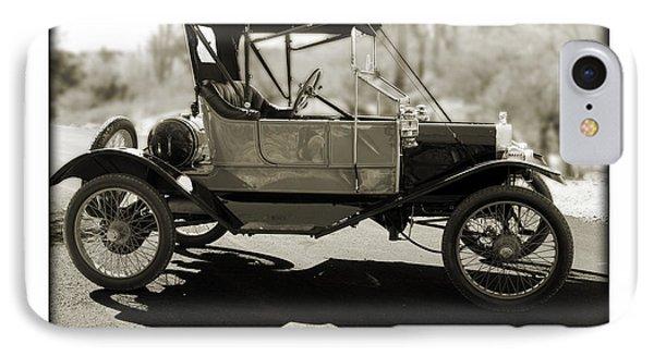 1911 Ford Model T Torpedo Phone Case by Jill Reger