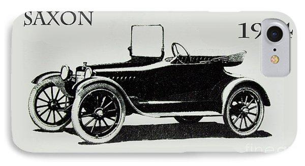 1914 Saxon IPhone Case