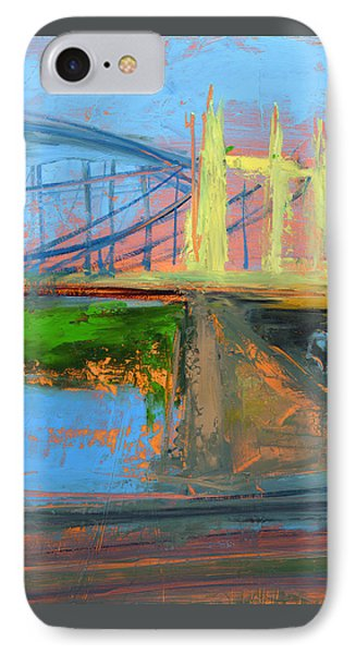 Street iPhone 7 Case - Rcnpaintings.com by Chris N Rohrbach