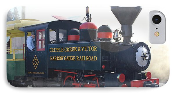 1927 Porter Train Engine IPhone Case