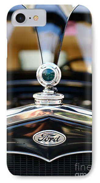 1931 Ford Model A Phone Case by Paul Ward