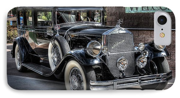 1931 Pierce Arrow IPhone Case by Kevin Ashley