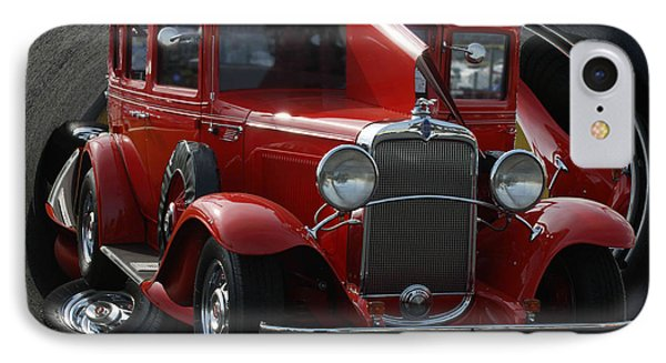 1932 Chevrolet IPhone Case by B Wayne Mullins