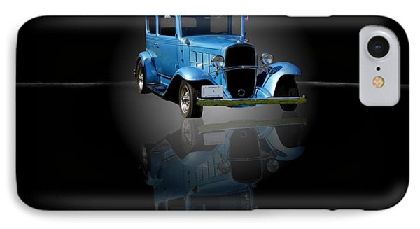 1932 Chevrolet Streetrod Phone Case by Davandra Cribbie