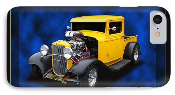 IPhone Case featuring the photograph 1932 Pickup by Keith Hawley