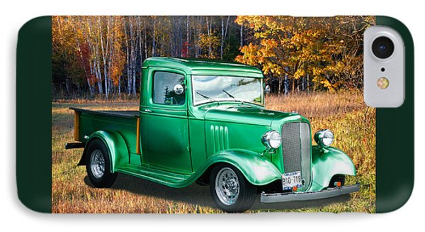 1934 Chev Pickup IPhone Case