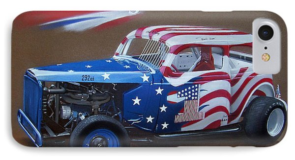 1934 Ford Race Car IPhone Case