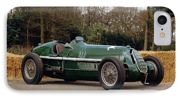 1935 Alfa Romeo 8c-35, 3.8 Litre Grand IPhone Case by Panoramic Images