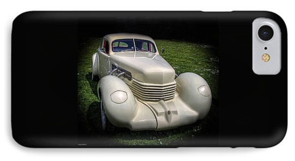 1936 Cord Automobile IPhone Case by Thom Zehrfeld