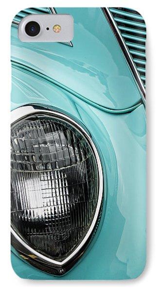 1937 Ford Sedan Slantback IPhone Case by Carol Leigh