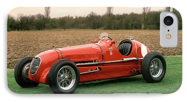 1937 Maserati 6cm 1.5 Litre IPhone Case by Panoramic Images