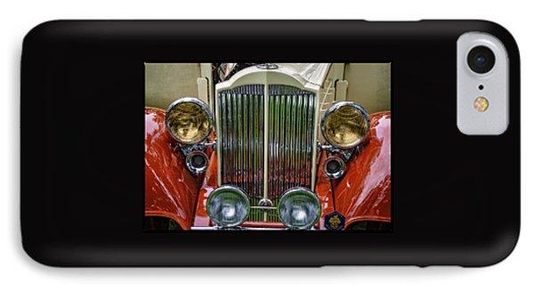1928 Classic Packard 443 Roadster IPhone Case by Thom Zehrfeld
