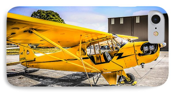 1938 Piper Cub IPhone Case by Chris Smith