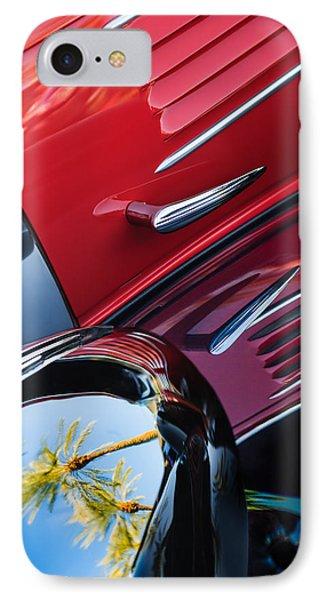 1939 Bugatti T57c Galibier IPhone Case by Jill Reger