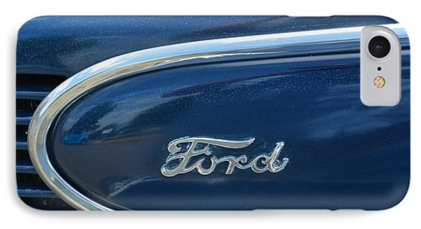 1939 Ford Emblem IPhone Case