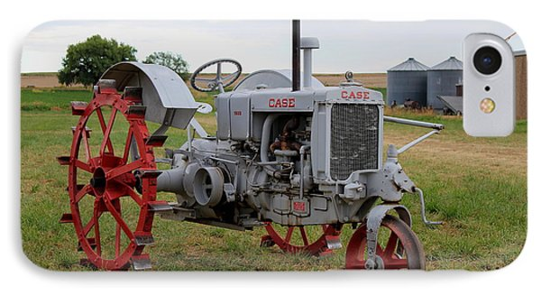 1940 Case Tractor IPhone Case