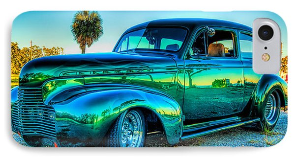 1940 Chevy Sedan IPhone Case by Brian Wright