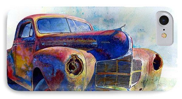 1940 Dodge IPhone Case by Andrew King