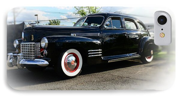 1941 Cadillac Coupe Phone Case by Paul Ward