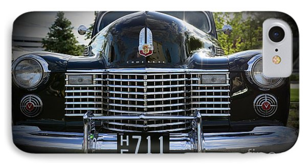 1941 Cadillac Front End Phone Case by Paul Ward