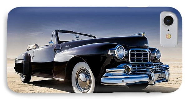 1947 Lincoln Continental IPhone Case