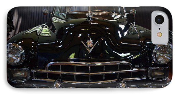 1948 Cadillac Front Phone Case by Michelle Calkins