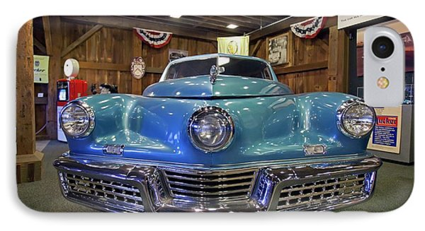 1948 Tucker Sedan IPhone 7 Case by Jim West