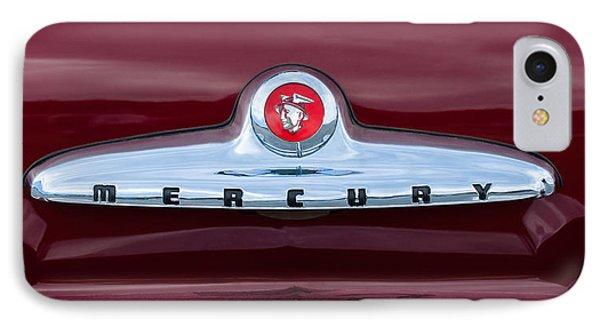 1949 Mercury Coupe Emblem IPhone Case