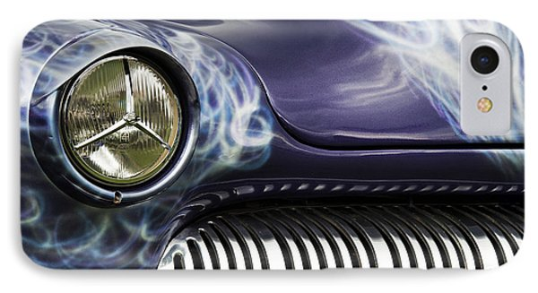 1949 Mercury Eight Hot Rod IPhone Case by Tim Gainey