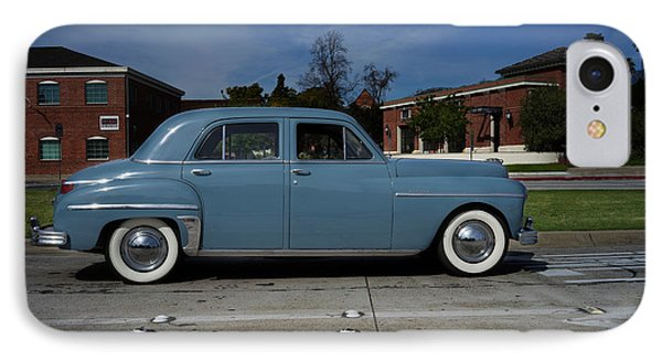 1949 Plymouth IPhone Case