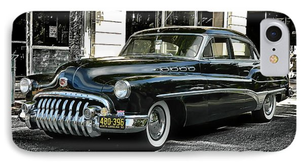 1950 Buick IPhone Case