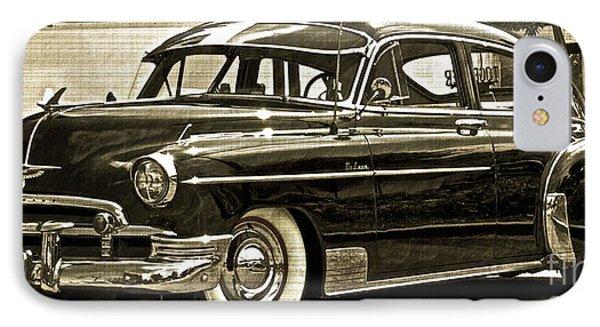 1950 Chevrolet Phone Case by Gwyn Newcombe