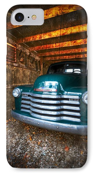 1950 Chevy Truck Phone Case by Debra and Dave Vanderlaan