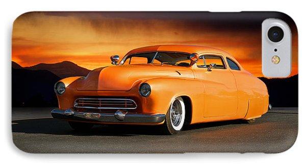 1950 Mercury 'boulevard Cruiser' Phone Case by Dave Koontz