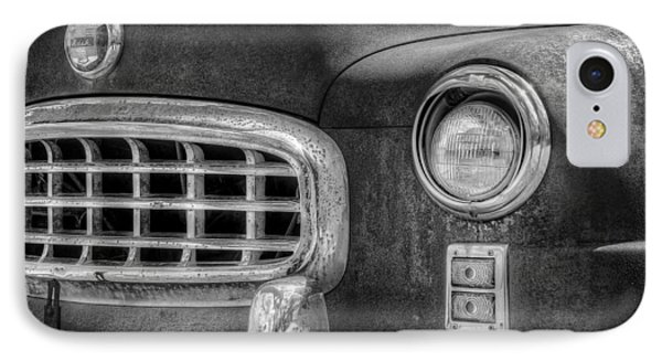 1950 Nash Statesman IPhone Case by Scott Norris
