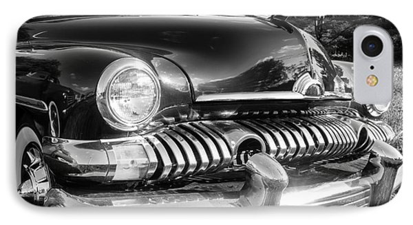 1951 Mercury Coupe - American Graffiti IPhone Case by Edward Fielding