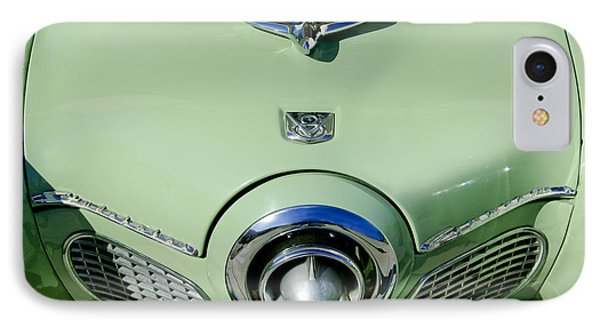 1951 Studebaker Commander Hood Ornament 2 IPhone Case