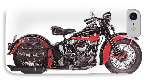 1952 Harley Davidson IPhone Case