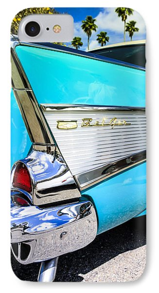 1953 Bel Air IPhone Case by Chris Smith