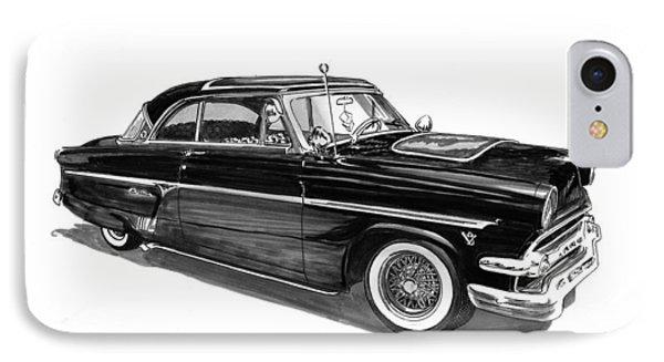 1954 Ford Skyliner Phone Case by Jack Pumphrey