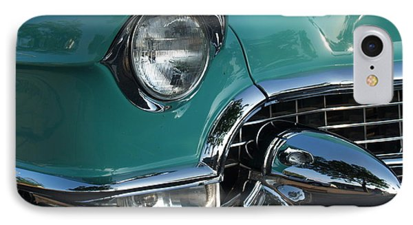 1955 Cadillac Coupe De Ville Closeup IPhone Case