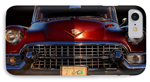 1955 Cadillac Series 62 Phone Case by Davandra Cribbie
