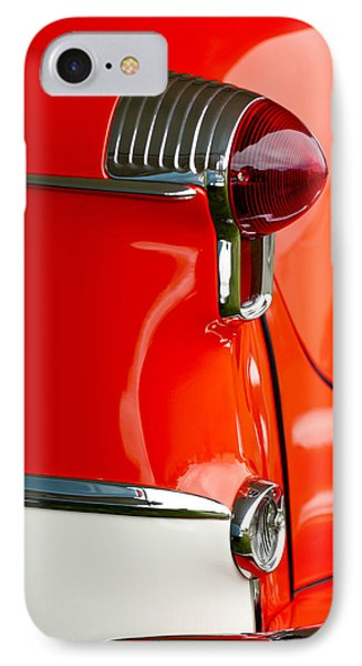 1955 Oldsmobile Taillight Phone Case by Jill Reger