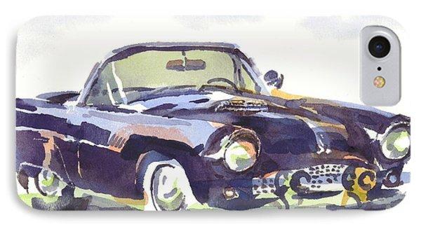 1955 Thunderbird IPhone Case