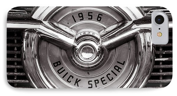 1956 Buick Special IPhone Case by Joshua Ball
