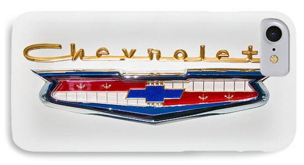 1956 Chevrolet 210 Emblem IPhone Case
