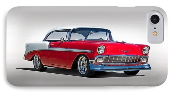 1956 Chevrolet Bel Air Studio IPhone Case