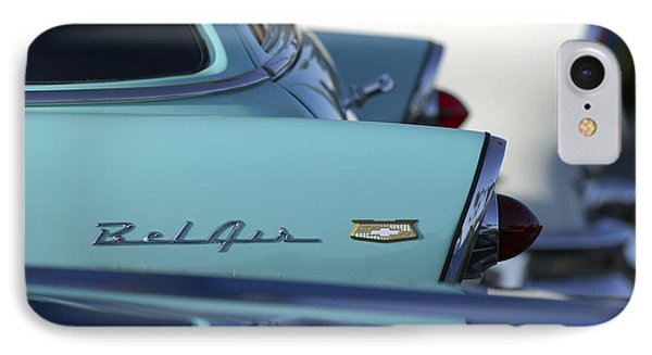 1956 Chevrolet Belair Nomad Rear End IPhone Case