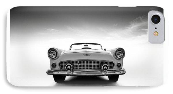 Car iPhone 7 Case - 1956 Thunderbird by Douglas Pittman